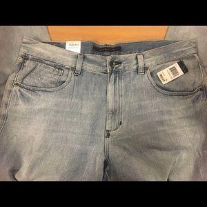 Men's Sean John Hamilton straight leg jeans 38x32